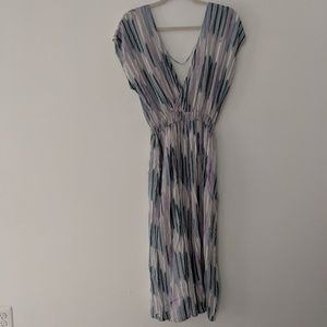Dolce Vita Multi Color Jumpsuit Size Small